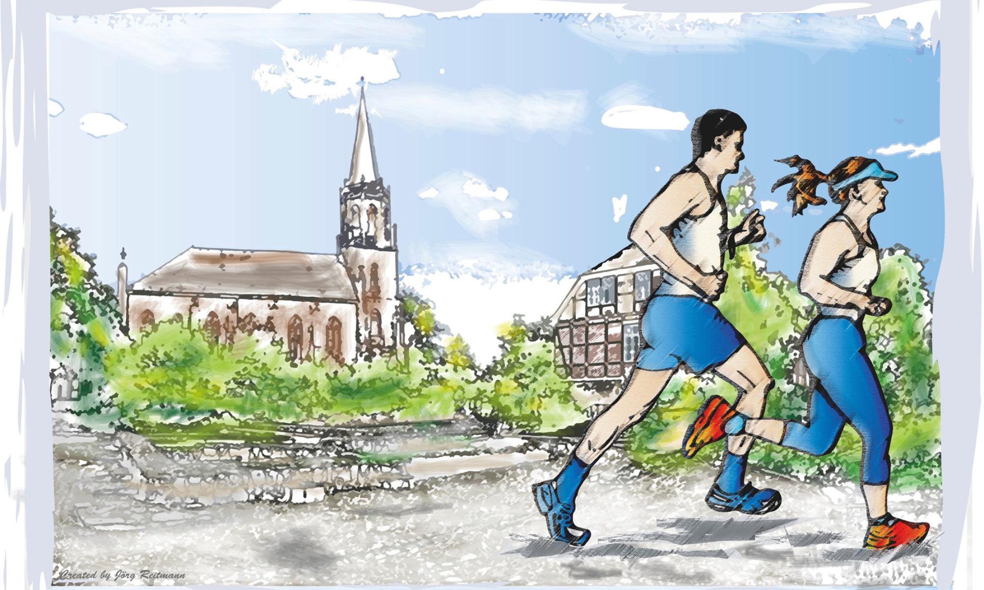 3. 6-Stundenlauf im Klosterpark Harsefeld am 25.11.2017