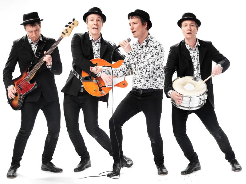 Jan Pape und Band